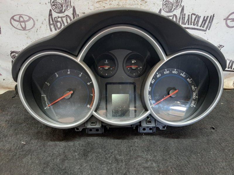 Щиток приборов Chevrolet Cruze СЕДАН Z18XER 2013 (б/у)
