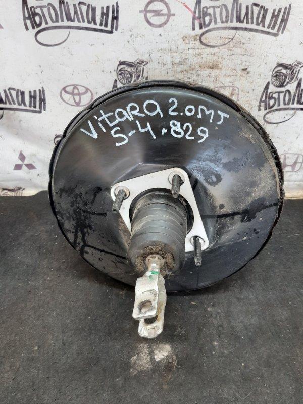 Вакуумный усилитель тормозов (вут) Suzuki Grand Vitara J20A 2008 (б/у)