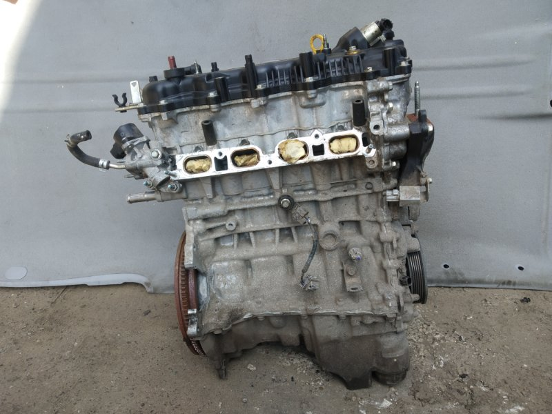 Двигатель Toyota Corolla 150 1NR 2012 (б/у)