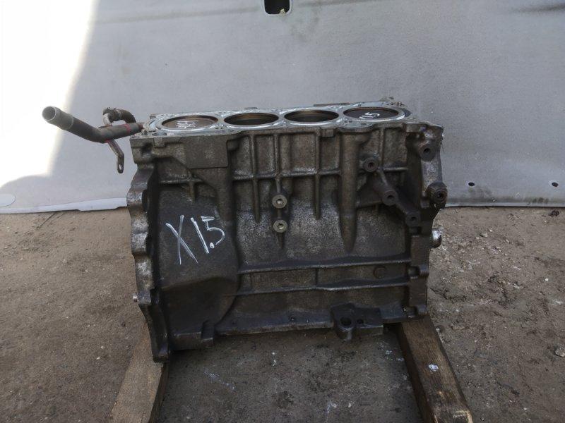 Блок цилиндров Mitsubishi Lancer 10 4A91 (б/у)