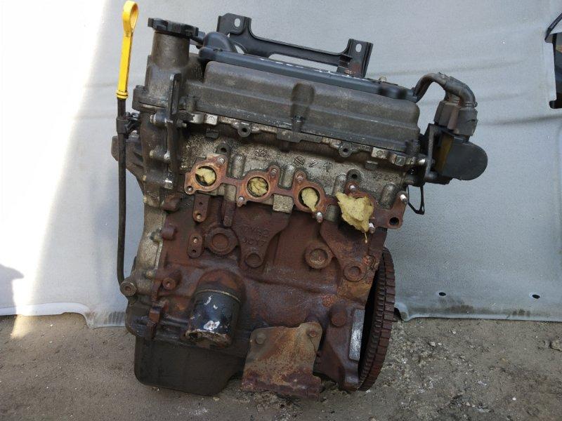 Двигатель Chevrolet Aveo T 250 1.2 16 КЛ (б/у)