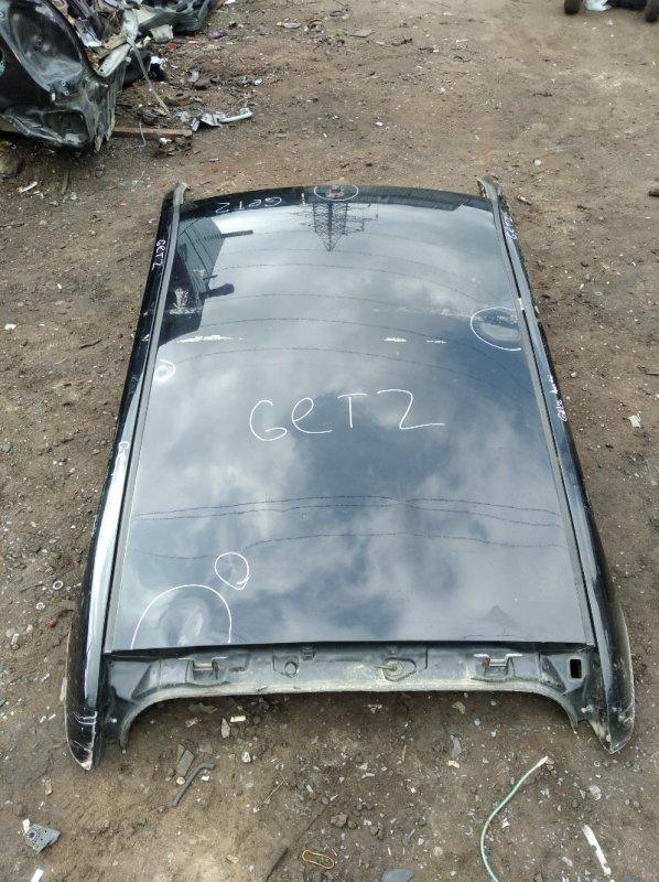 Крыша Hyundai Getz G4ED 2007 (б/у)