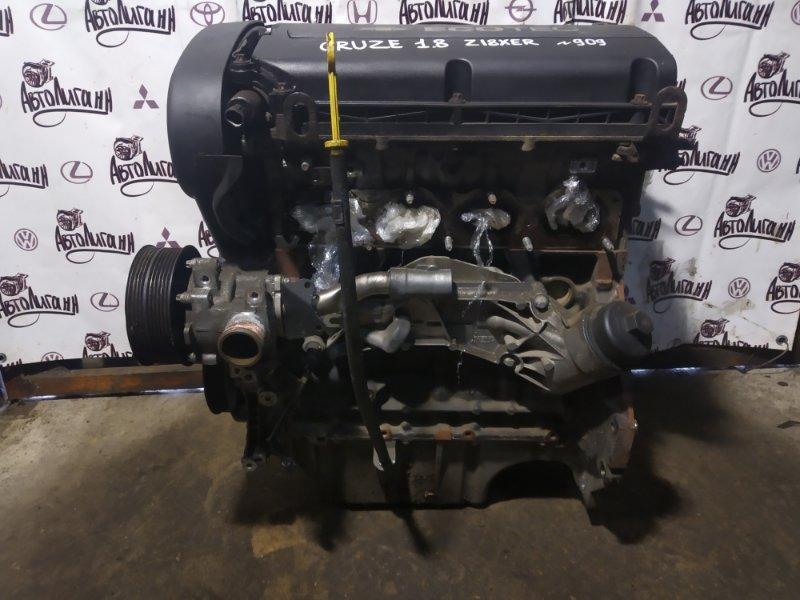 Двигатель Chevrolet Cruze СЕДАН Z18XER 2013 (б/у)