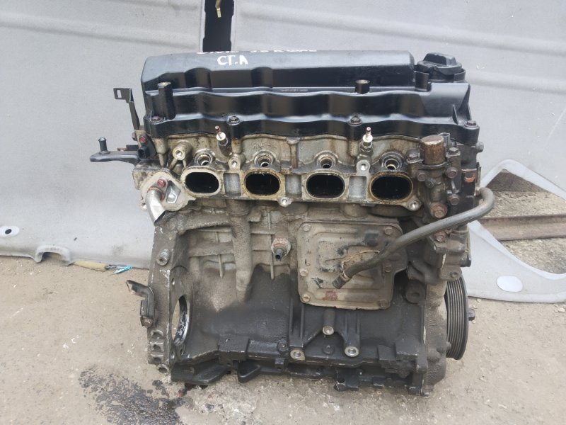 Двигатель Honda Civic R18A2 1.8 (б/у)