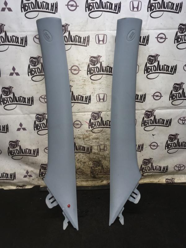 Обшивка стойки лобового стекла Kia Ceed УНИВЕРСАЛ G4FC 2008 (б/у)