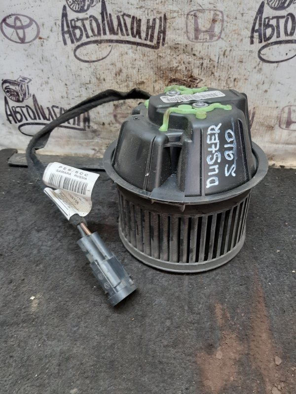 Моторчик печки Renault Duster K4MA690 2013 (б/у)