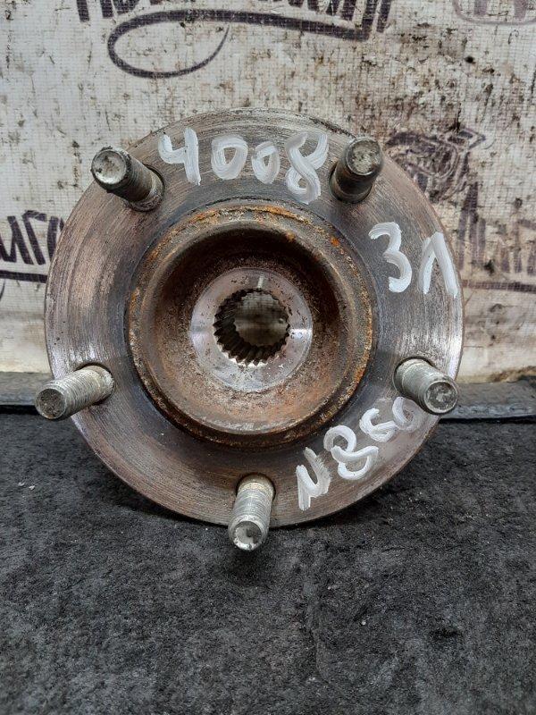 Ступица Peugeot 4008 4B11 2012 задняя левая (б/у)