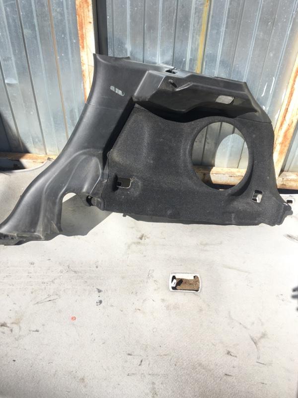 Обшивка багажника Peugeot 4008 4B11 2012 правая (б/у)
