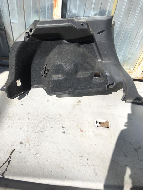 Обшивка багажника Peugeot 4008 4B11 2012 левая (б/у)