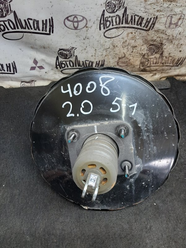 Вакуумный усилитель тормозов (вут) Peugeot 4008 4B11 2012 (б/у)