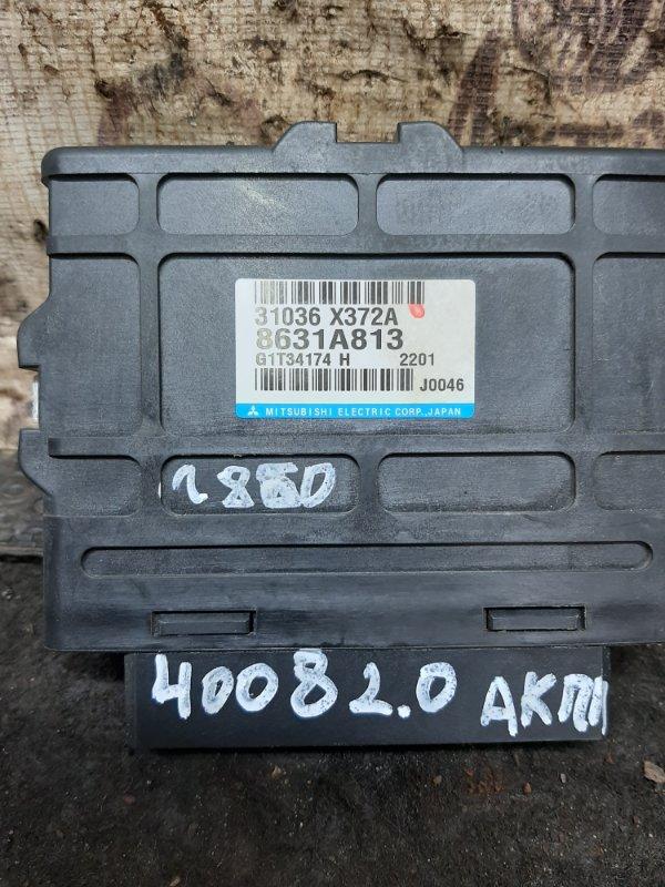 Блок управления акпп Peugeot 4008 4B11 2012 (б/у)