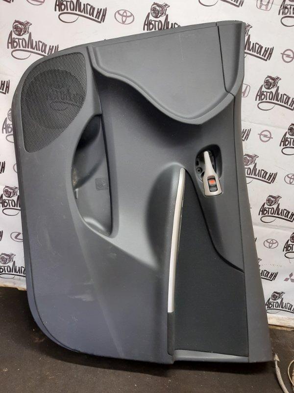 Обшивка двери Toyota Corolla 150 передняя правая (б/у)