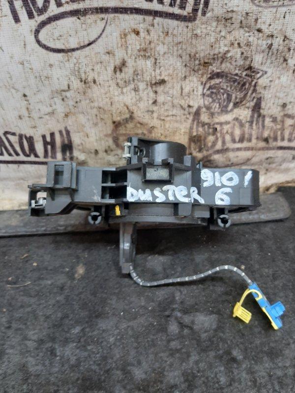 Шлейф подрулевой (улитка) Renault Duster K4MA690 2013 (б/у)