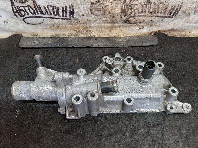 Корпус термостата Renault Duster 1.6 (б/у)