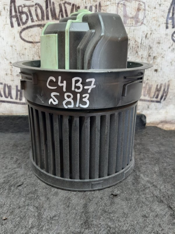 Моторчик печки Citroen C4 B7 ХЭТЧБЕК TU5 2013 (б/у)