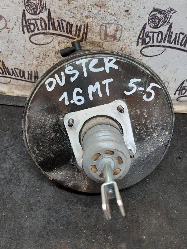 Вакуумный усилитель тормозов (вут) Renault Duster K4MA690 2014 (б/у)