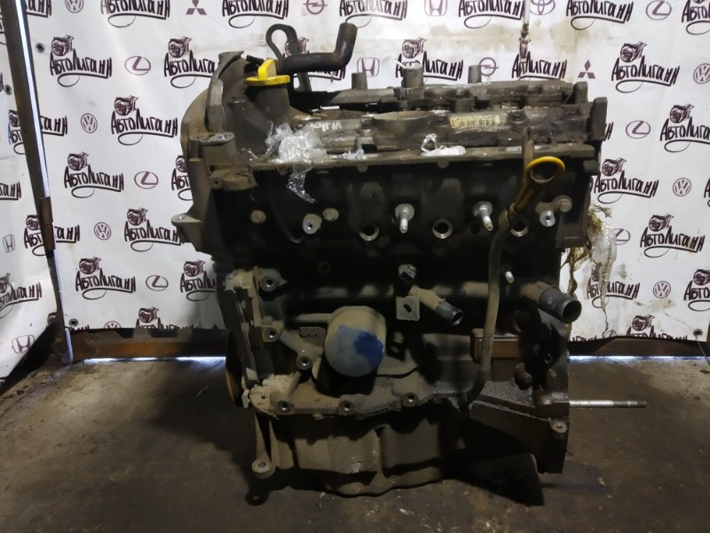 Двигатель Renault Duster K4MA690 2014 (б/у)