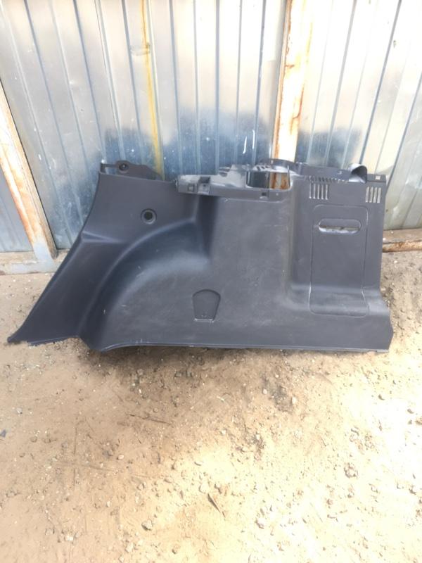 Обшивка багажника Renault Duster K4MA690 2014 задняя правая (б/у)