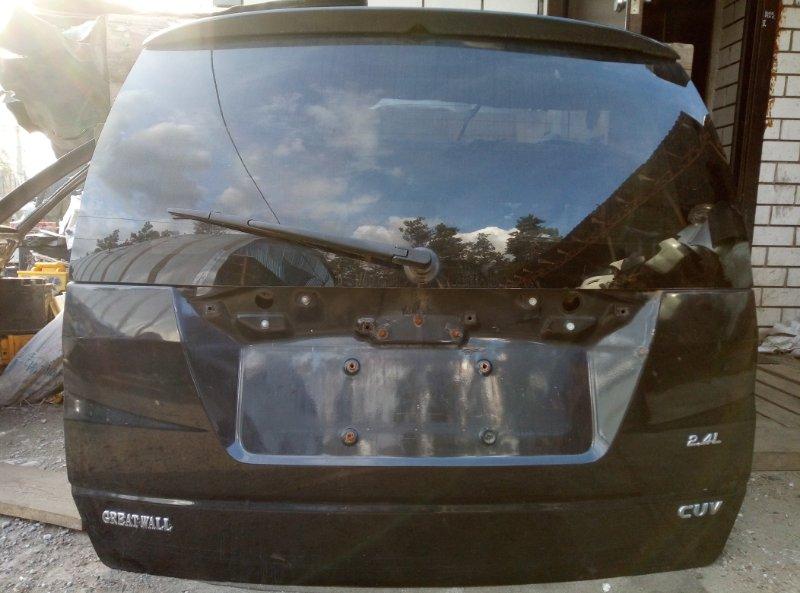 Крышка багажника Great Wall Hover H5 4G69S4N 2011 (б/у)