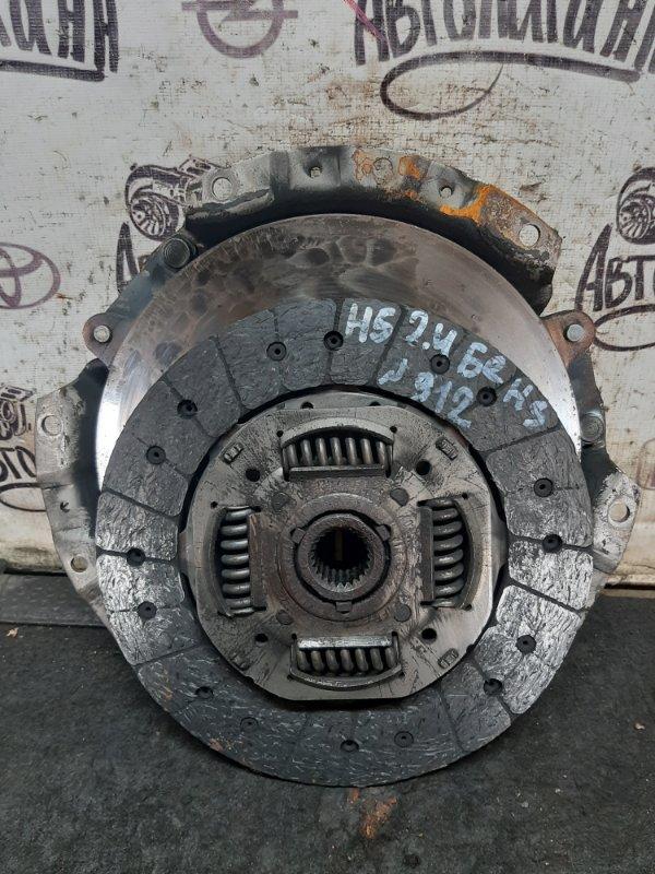Сцепление (комплект) Great Wall Hover H5 4G69S4N 2011 (б/у)