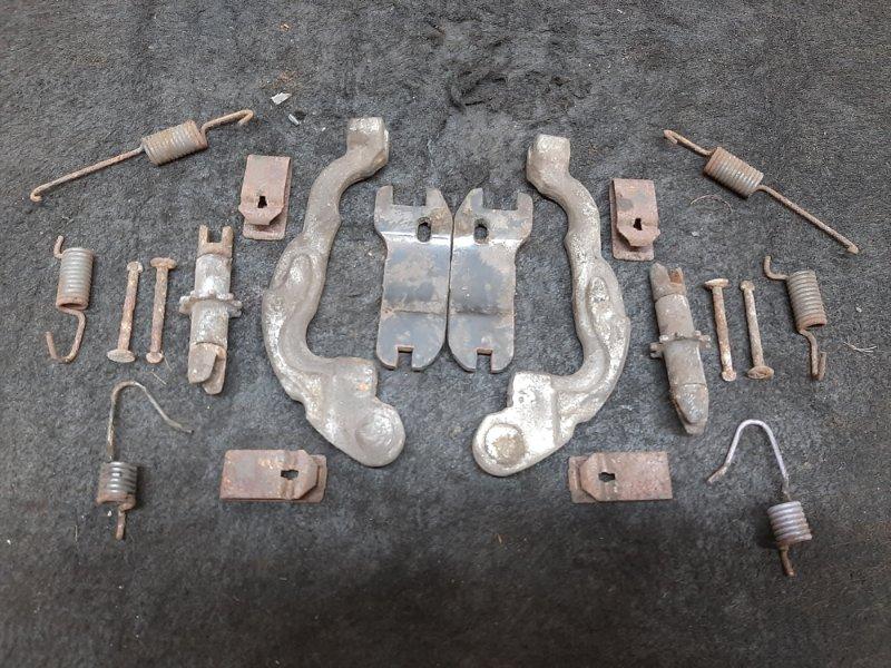Механизм ручного тормоза Nissan X-Trail MR20 2014 (б/у)