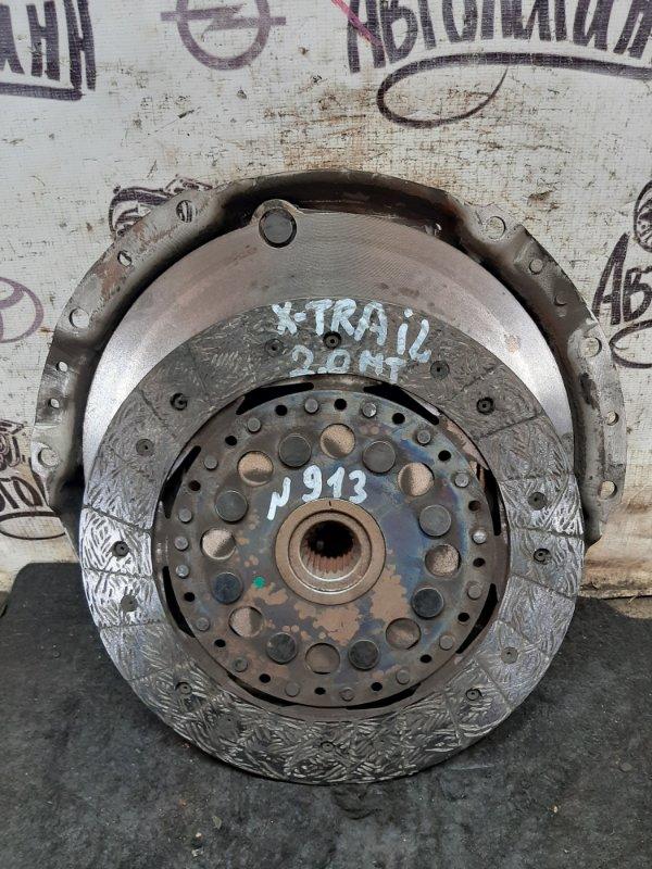 Сцепление (комплект) Nissan X-Trail MR20 2014 (б/у)