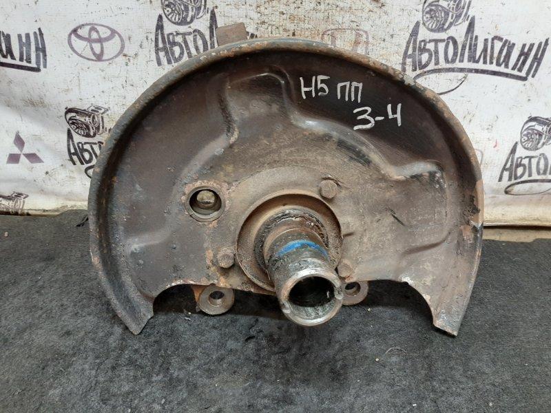 Кулак поворотный (цапфа) Great Wall Hover H5 4G69S4N 2011 передний правый (б/у)