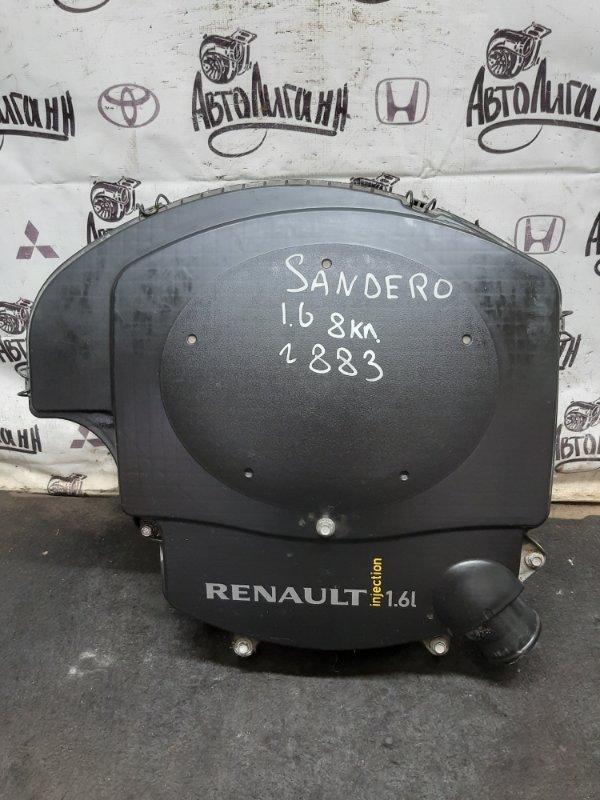 Корпус воздушного фильтра Renault Sandero K7MF710 2011 (б/у)