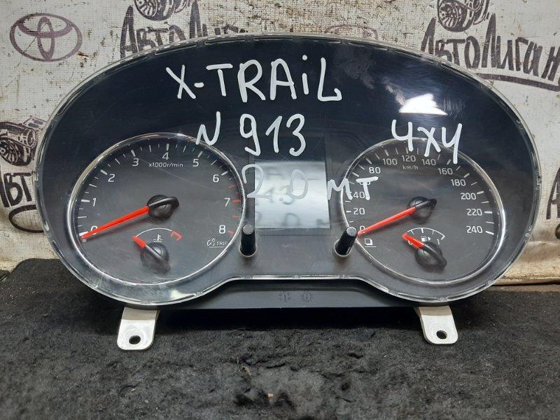Щиток приборов Nissan X-Trail MR20 2014 (б/у)