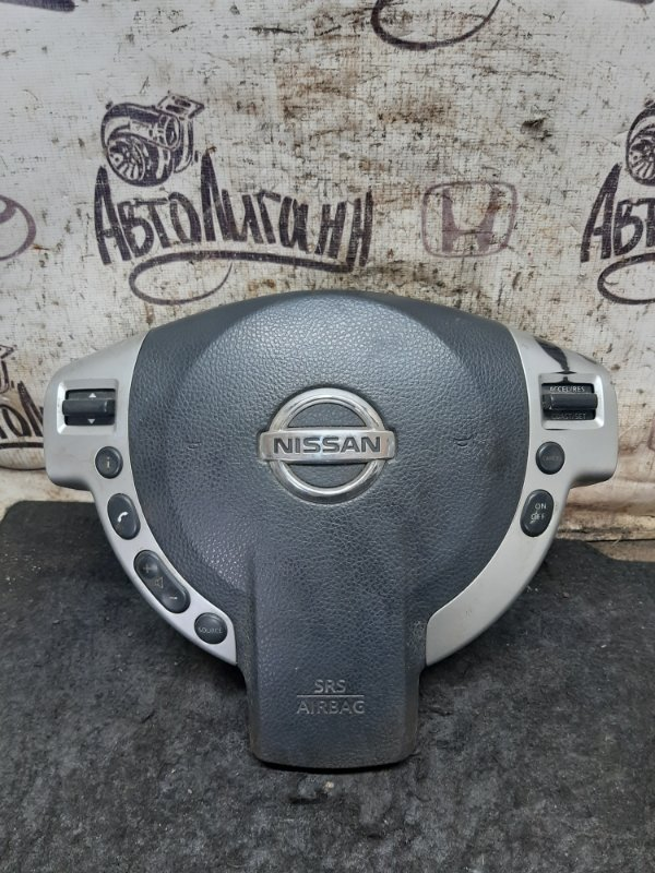 Подушка в руль Nissan X-Trail MR20 2014 (б/у)