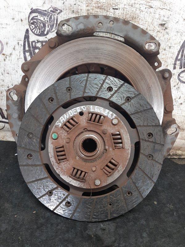 Сцепление (комплект) Renault Sandero K7MF710 2011 (б/у)