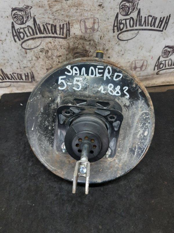 Вакуумный усилитель тормозов (вут) Renault Sandero K7MF710 2011 (б/у)