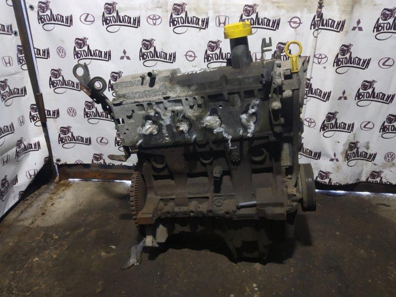 Двигатель Renault Sandero K7MF710 2011 (б/у)