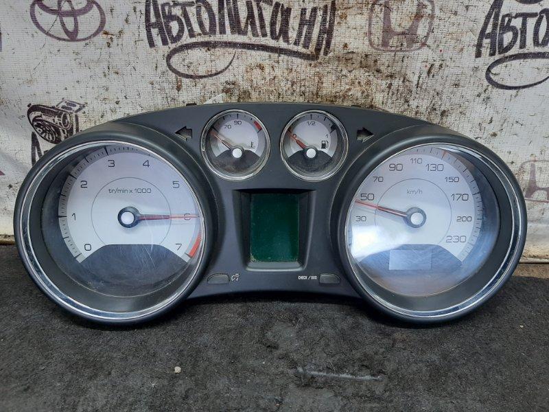 Щиток приборов Peugeot 308 EP6 2009 (б/у)