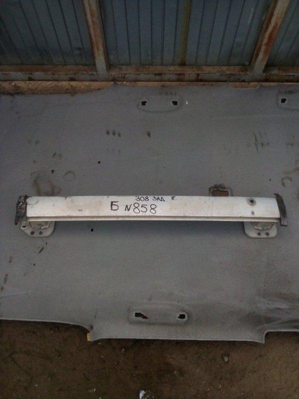 Усилитель бампера Peugeot 308 EP6 2009 задний (б/у)