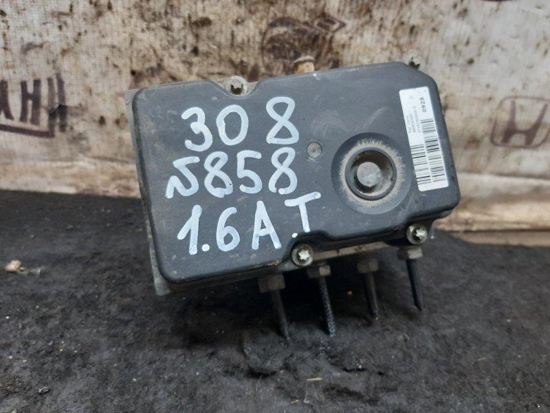 Блок abs Peugeot 308 EP6 2009 (б/у)