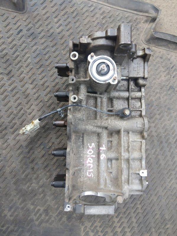 Блок цилиндров Hyundai Solaris 1.6 (б/у)