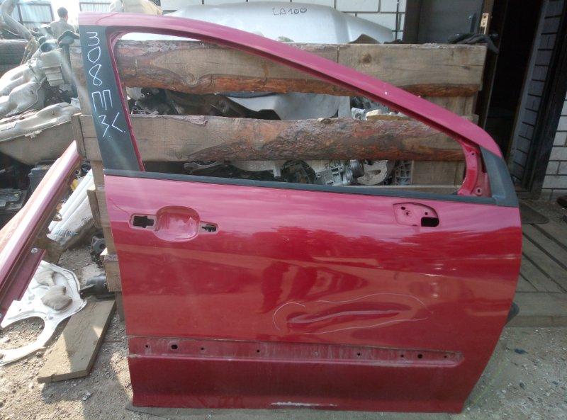 Дверь Peugeot 308 EP6 2009 передняя правая (б/у)