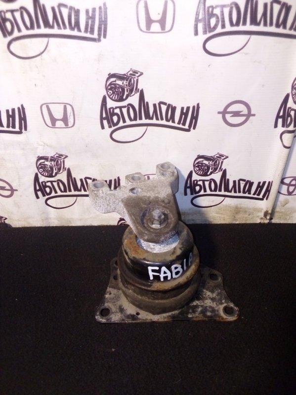 Подушка двигателя Skoda Fabia CFN 2011 правая (б/у)