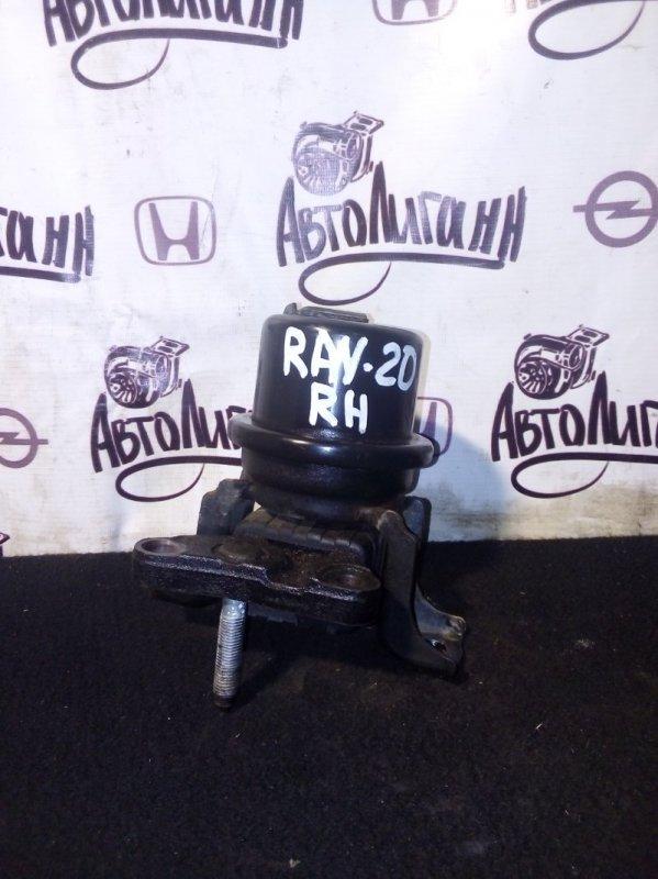 Подушка двигателя Toyota Rav 4 Xa 20 1AZFE 2000 правая (б/у)