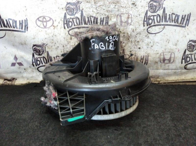 Моторчик печки Skoda Fabia CFN 2011 (б/у)