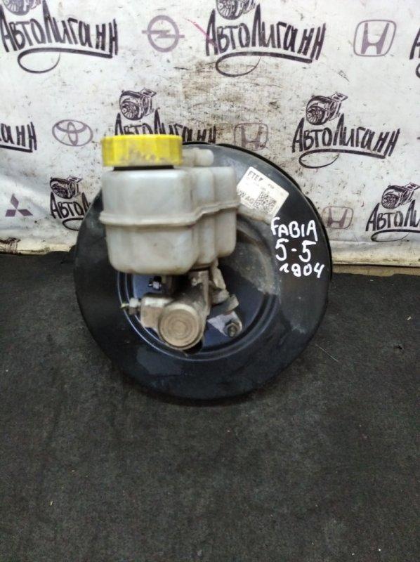 Вакуумный усилитель тормозов (вут) Skoda Fabia CFN 2011 (б/у)