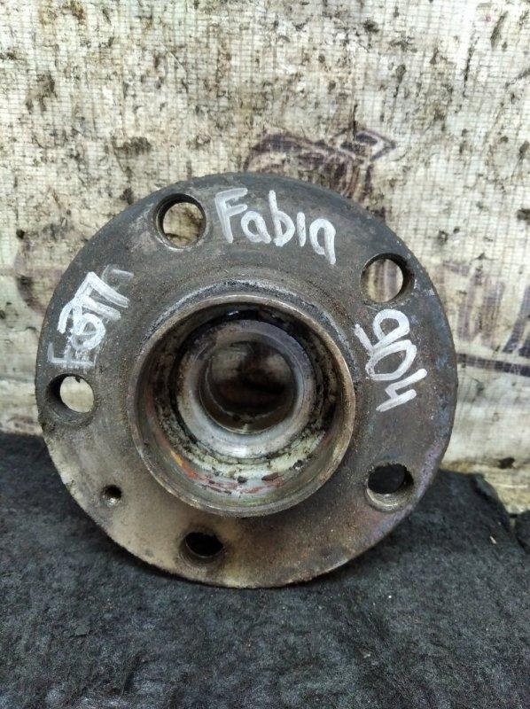 Ступица Skoda Fabia CFN 2011 задняя правая (б/у)