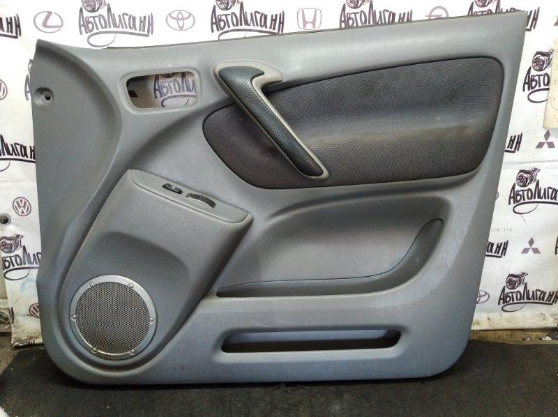 Обшивка двери Toyota Rav 4 Xa 20 1AZFE 2000 (б/у)