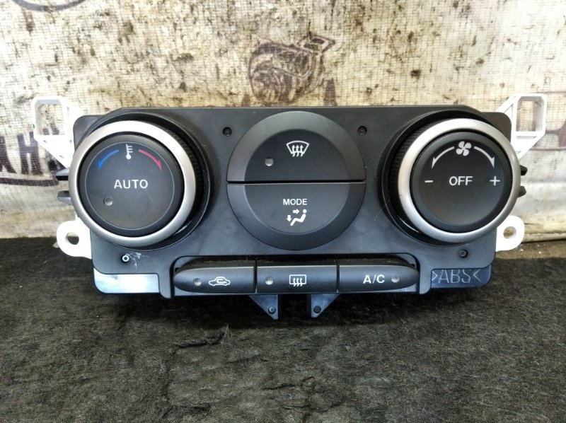 Блок управления климат-контролем Mazda Cx-7 (б/у)