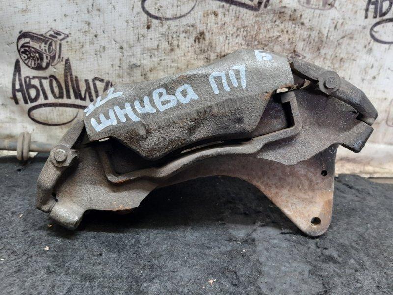 Суппорт Chevrolet Niva 1.7 2012 передний правый (б/у)