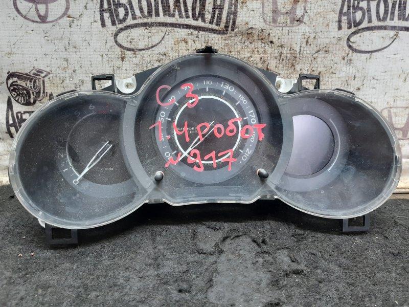 Щиток приборов Citroen C3 EP3 2011 (б/у)