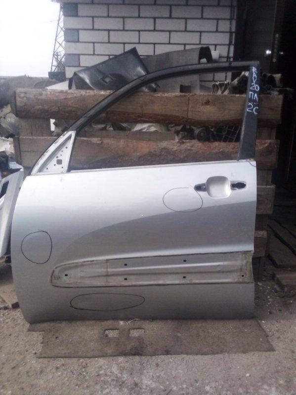 Дверь Toyota Rav 4 Xa 20 1AZFE 2000 передняя левая (б/у)