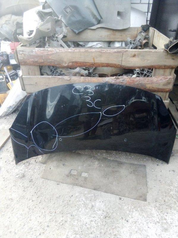 Капот Citroen C3 EP3 2011 (б/у)