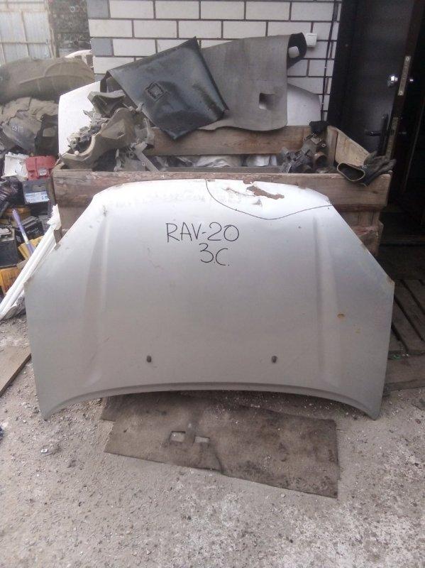 Капот Toyota Rav 4 Xa 20 1AZFE 2000 (б/у)
